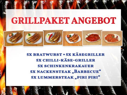 Grillpaket *Angebot*